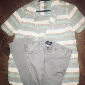 Cute boys outfit
